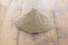Rye flour of a rough (full) grinding, type 1800