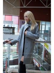стильная, модная  женская зимняя куртка  VAM m-543
