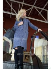 Пальто женское  однобортное VOLSAR 7031
