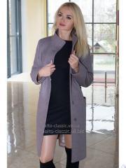 Стильное женское  пальто Samange M551