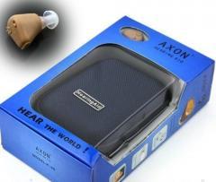 Аккумуляторный слуховой аппарат Axon K-88...