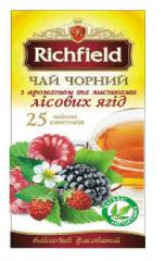 Чай байховый Richfield с ароматом лесных ягод