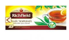 Richfield tea black long leaf packed up by