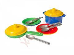 Посуда игрушечная Маринка 2 Технок
