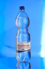 Минеральная вода Рогатинская. 0,5 л, 1,5 л, 2,0 л