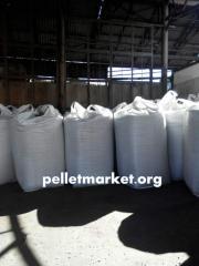 Brennstoff pelleter