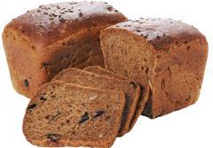 Хліб з чорносливом