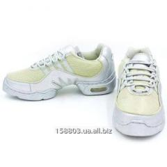 Sneakers for dances (a jazz shoe, a sniker),
