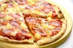 Піца з сосискою