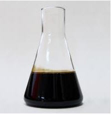 Phenol formaldehyde pitches of the PF series for