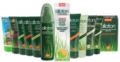 Alloton - уникальная натуральная линия для лечения