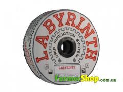 Капельная лента Labyrint 500м, расстояние капельниц 15 см, 8mil - Украина