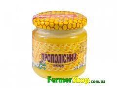 Прополісний мед (250г)