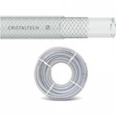 Шланг TecnoTubi CristalTex D - 10 мм, d - 16 мм, 50 м - Италия