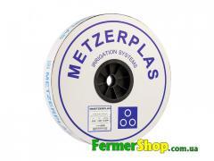 Капельная лента METZERPLAS 1000м, расстояние капельниц 20 см, 6mil - Израиль