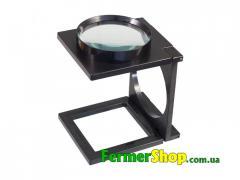 Линза для переноса личинок 2,5х кратная настольная BEE-Lens Compact
