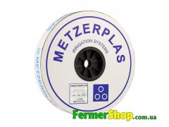Капельная лента METZERPLAS 500м, расстояние капельниц 20 см, 6mil - Израиль