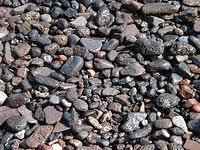 Crushed stone agloporitovy