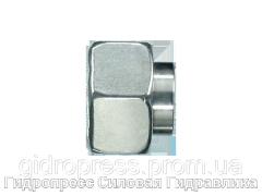 Колпачок - DKR - BSP - внутренняя резьба, Нержавеющая сталь Rubrik 5.45
