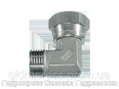 Угловое соединение 90° - BSP - внутренняя резьба -