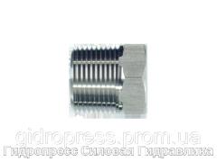Заглушки BSP - коническая резьба, Нержавеющая сталь Rubrik 5.17