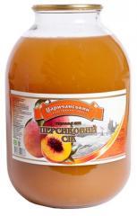 Персиковый сок 3 л.