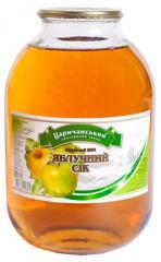Яблочный сок 3 л.