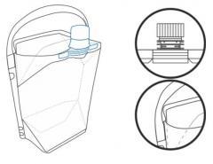 Упаковка Дозатор + клейкая ручка-лента