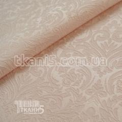 Fabric Jacquard (light-peach) 6949