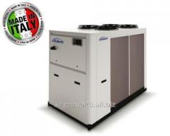 The Galletti MPE 054 H chiller (with the thermal