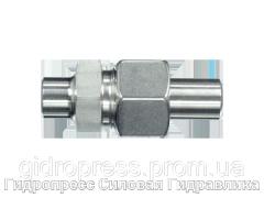Прямые резьбовые соединения со сварным конусом - стандартное исполнение, Нержавеющая сталь Rubrik 10.12