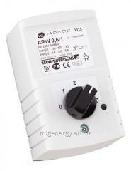 Регулятор скорости вращения Модель - ARWE3,0 -