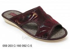 Женские тапочки 059 203С-160 092С-5