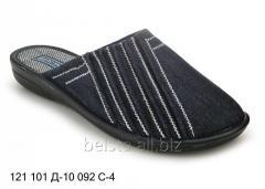 Женские тапочки 121 101Д-10 092С-4 2