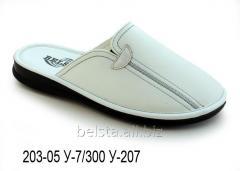 Женские тапочки 203-05 У-7/300 У-207