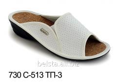 Женские тапочки 730 С-513 TП-3