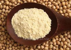 Соевый протеин, соевую муку обезжиренную