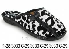 Женские тапочки 1-28 3030С-29