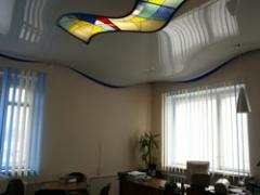 Tension false ceilings, stretch ceiling, ceiling,