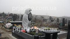 Надгробная скульптура, Изготовление надгробий  - купить, заказать. Киев