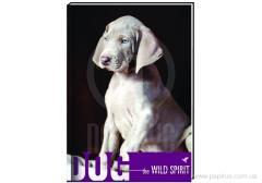 Notebook of Wild Spirit,  A6,  cover...