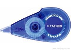 Proofreader tape Economix,  8 m