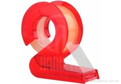 Dispenser plastic 2D with an adhesive tape in the blister, 19mm*10m