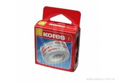 Tape the gluing office Kores, transparent, 19mm*33m K54319