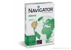Paper office Navigator of A4, 80g/sq.m, 500 l, class A +