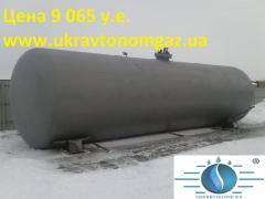 Емкость 75, 9 куб для сжиженного газа,  ГНС,...