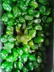 Цукаты кумкват зеленые