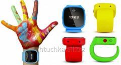 Детские часы-телефон c GPS Smart Baby Watch Q100