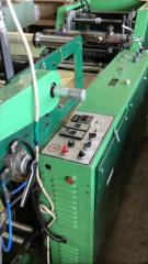 Автоматическая одноручьевая пакетоделательная машина для производства пакетов