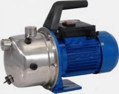 Pump equipment: the pump equipment - accessories,